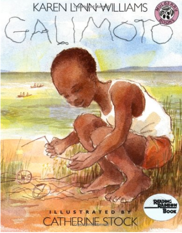 Set in Malawi (just south of Tanzania), this is a great book about the resourcefulness of young people.