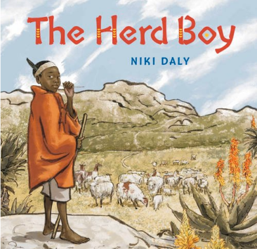 """As one picture book will remind you, """"Africa Is Not a Country,"""" and I am straying far from East Africa by including this book from South Africa, but please indulge me as """"The Herd Boy"""" is a great story about a boy who takes on big responsibilities at a young age and who also dreams big (much like my character, Shida)."""