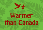 Warmer Than Canada